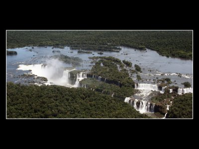 Waterfalls, Iguacu (1)