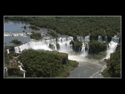 Waterfalls, Iguacu (2)