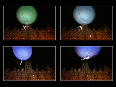 Heliosphere on Broad Street, Oxford
